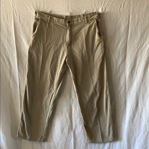 Men's Carhartt pants 40x32